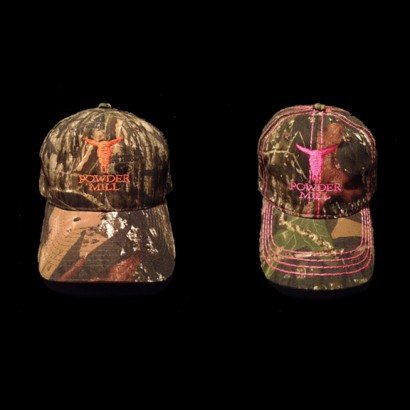 Powder Mill Camo Hats