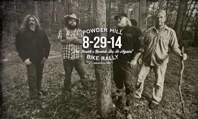 Powder Mill at TSIGDIA Bike Rally on 8-29-14