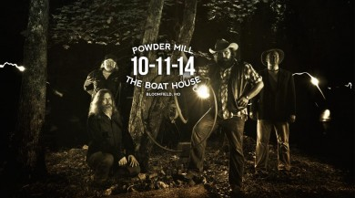Powder Mill at The Boat House 10-11-14
